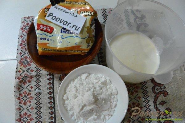 Десерт с печеньем савоярди и шоколадом Шаг 3 (картинка)