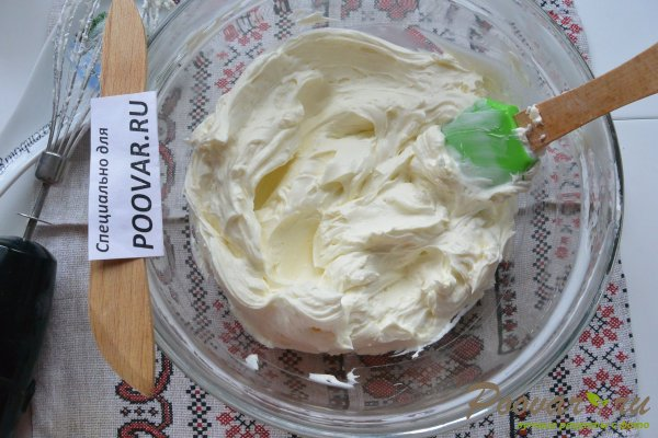 Десерт с печеньем савоярди и шоколадом Шаг 8 (картинка)
