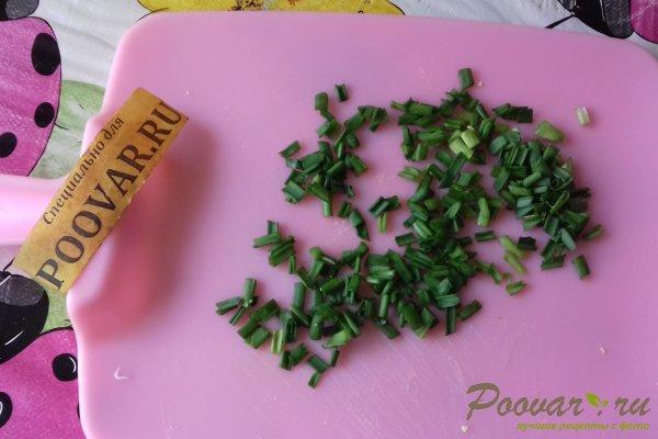 Салат с капустой и кальмарами Шаг 11 (картинка)