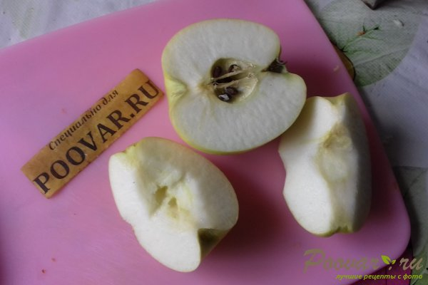 Салат из капусты со свёклой и яблоком Шаг 5 (картинка)
