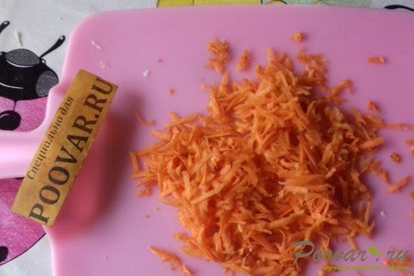 Салат из капусты со свёклой и яблоком Шаг 2 (картинка)