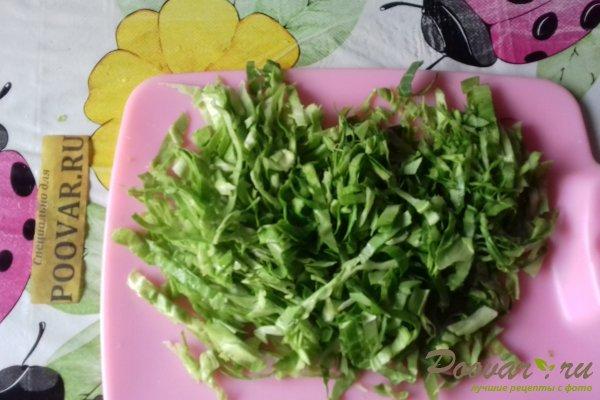 Мясные зразы с молодой капустой Шаг 5 (картинка)