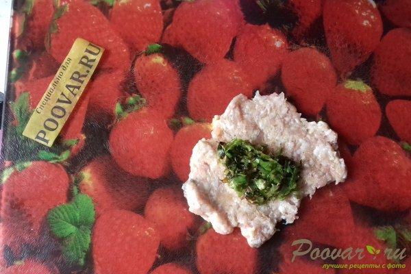 Мясные зразы с молодой капустой Шаг 10 (картинка)