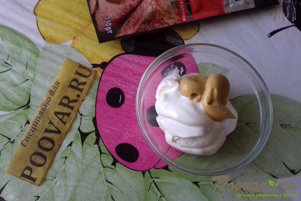 Салат из капусты с сыром, грибами и сухариками Шаг 12 (картинка)