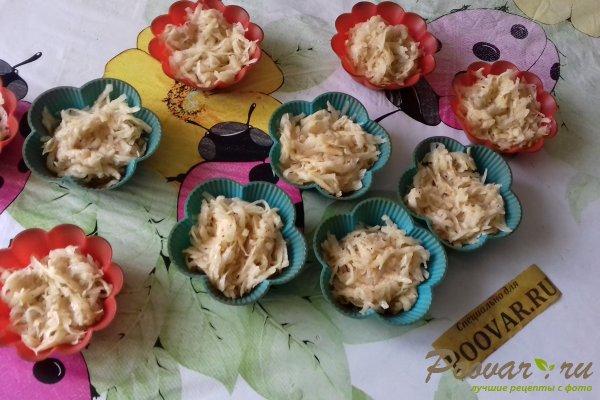 Закусочные картофельные кексы Шаг 4 (картинка)