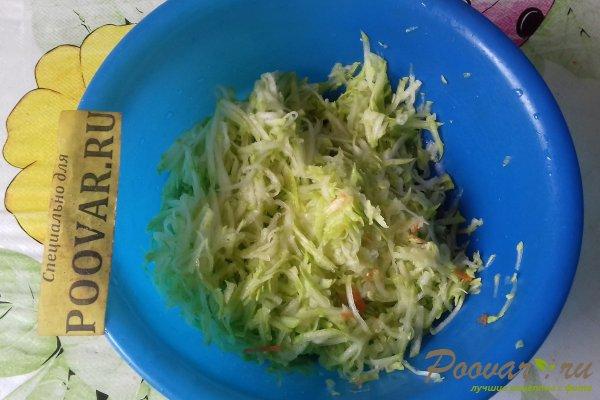 Лаваш с тушёными овощами Шаг 5 (картинка)