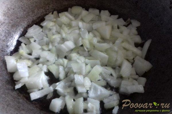 Лаваш с тушёными овощами Шаг 2 (картинка)