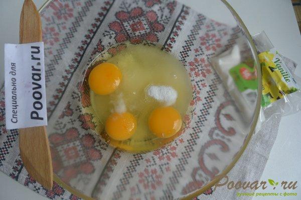 Манник на вишневом соке с ежевикой Шаг 5 (картинка)