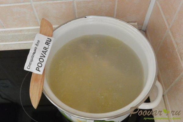 Суп с курицей и фасолью Шаг 2 (картинка)