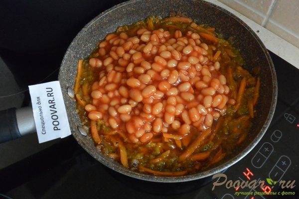 Суп с курицей и фасолью Шаг 10 (картинка)