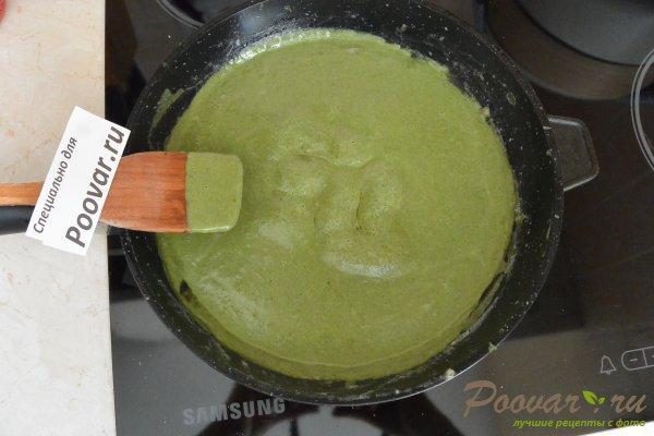 Соус из шпината с сыром Шаг 15 (картинка)