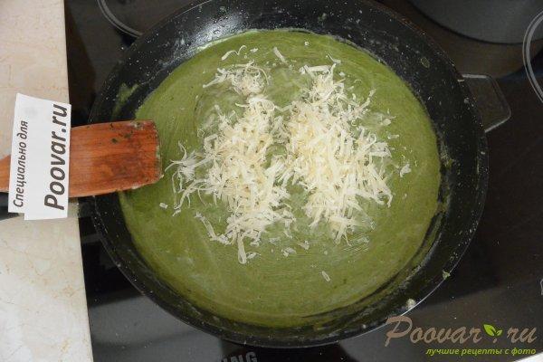 Соус из шпината с сыром Шаг 14 (картинка)