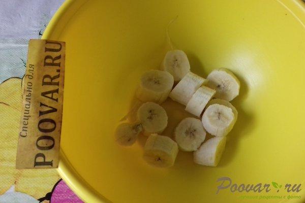 Рулет с бананом и сухофруктами Шаг 1 (картинка)