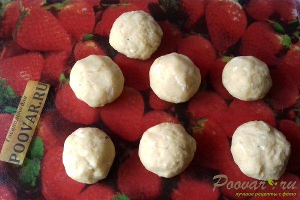 Картофельные шарики с сыром в духовке Шаг 10 (картинка)