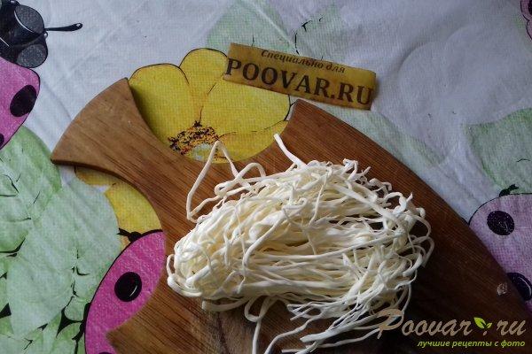Картофельные шарики с сыром в духовке Шаг 6 (картинка)