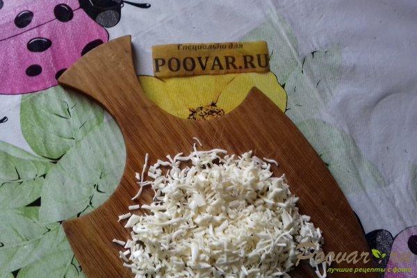 Картофельные шарики с сыром в духовке Шаг 7 (картинка)