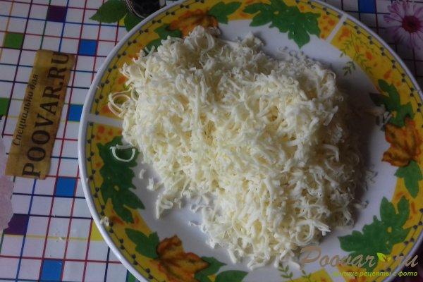 Штрудель с овощами и сыром Шаг 8 (картинка)