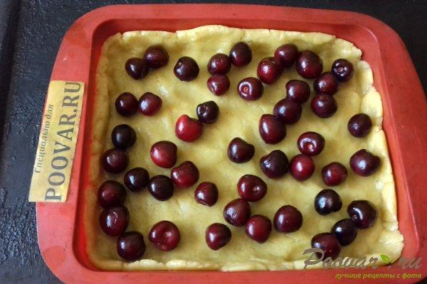 Пирог с безе и ягодами Шаг 8 (картинка)