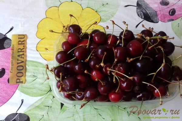 Пирог с безе и ягодами Шаг 6 (картинка)