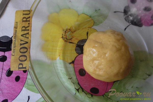 Пирог с безе и ягодами Шаг 4 (картинка)