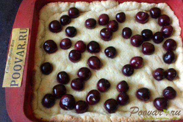 Пирог с безе и ягодами Шаг 12 (картинка)