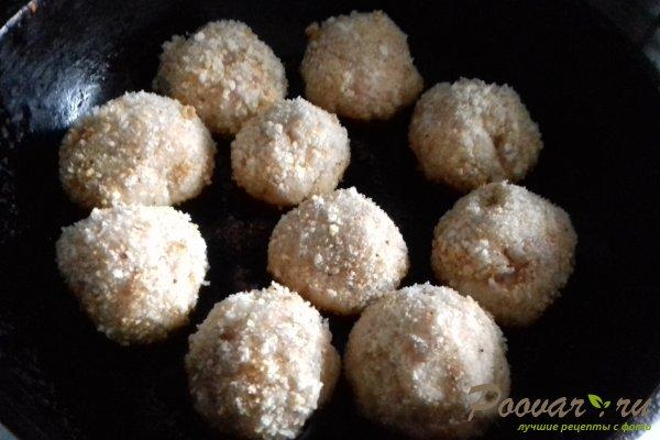 Мясные шарики с кабачками Шаг 5 (картинка)