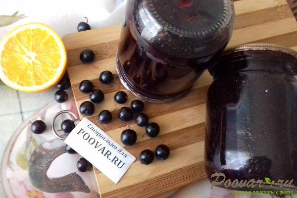 Варенье из смородины с апельсином Шаг 12 (картинка)