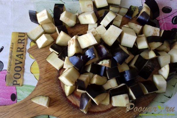 Баклажаны с картофелем Шаг 1 (картинка)