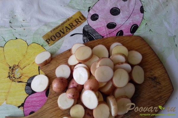 Баклажаны с картофелем Шаг 3 (картинка)