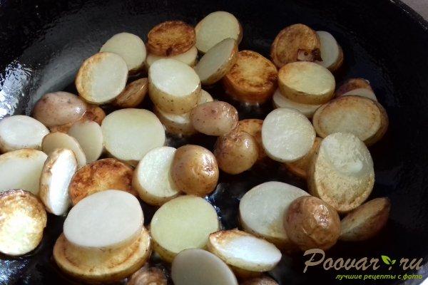 Баклажаны с картофелем Шаг 9 (картинка)