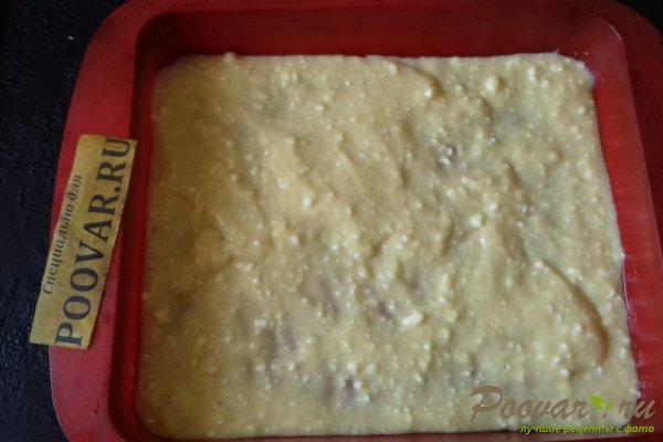 Пирог с абрикосом и персиком Шаг 8 (картинка)