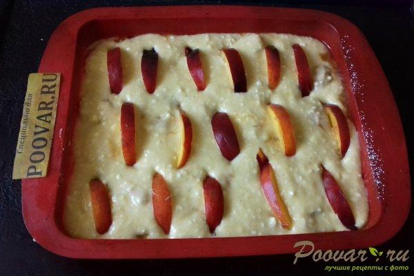 Пирог с абрикосом и персиком Шаг 11 (картинка)