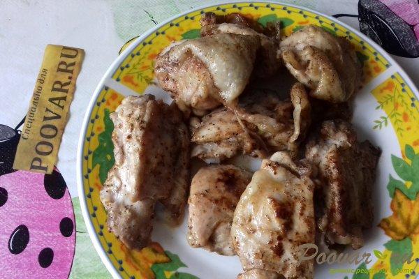 Курица с баклажанами Шаг 6 (картинка)