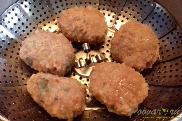 Мясные котлеты с кабачками Шаг 11 (картинка)