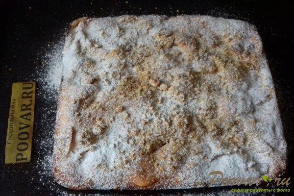 Пирог с яблоками и абрикосом Шаг 16 (картинка)
