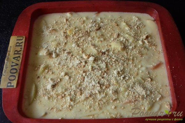 Пирог с яблоками и абрикосом Шаг 14 (картинка)