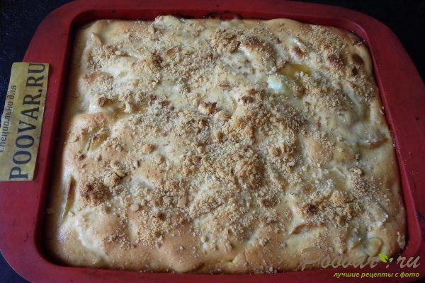 Пирог с яблоками и абрикосом Шаг 15 (картинка)