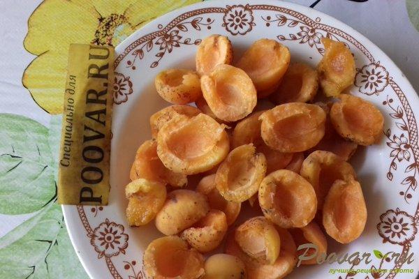 Пирог с яблоками и абрикосом Шаг 4 (картинка)