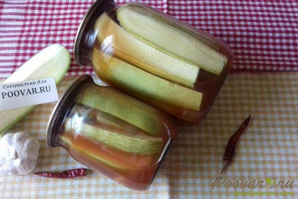 Кабачки с томатной пастой на зиму Шаг 13 (картинка)