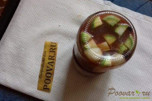 Кабачки с томатной пастой на зиму Шаг 11 (картинка)