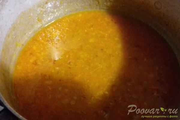 Шоколадно - абрикосовый джем на зиму Шаг 4 (картинка)