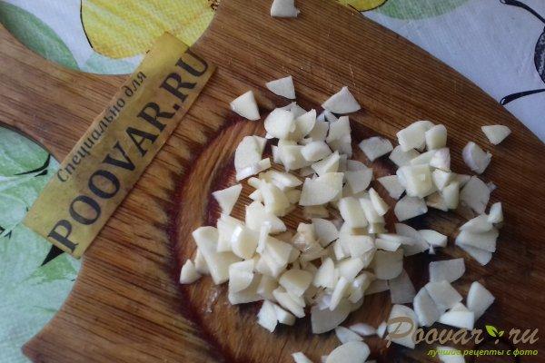 Салат из огурцов с горчицей на зиму Шаг 3 (картинка)