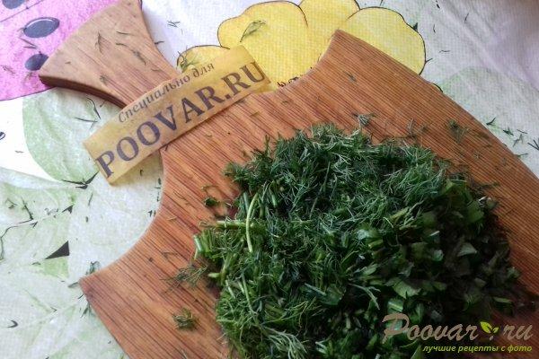 Салат из огурцов с горчицей на зиму Шаг 5 (картинка)