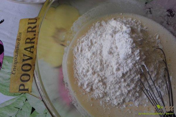 Пирог с яблоками и вишней Шаг 4 (картинка)