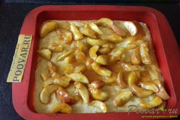 Пирог с яблоками и вишней Шаг 13 (картинка)