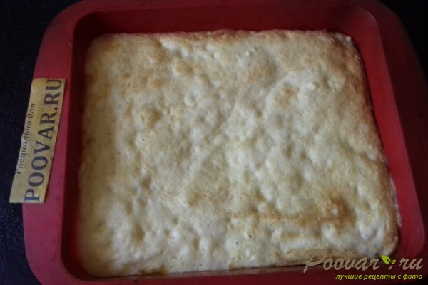 Пирог с яблоками и вишней Шаг 12 (картинка)