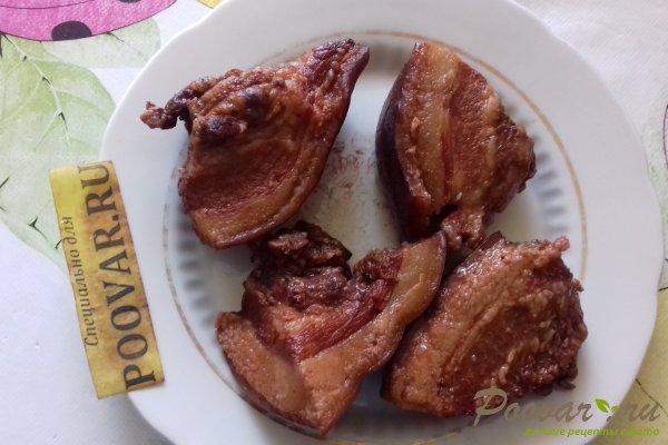 Свиная щековина с чесноком и специями Шаг 8 (картинка)