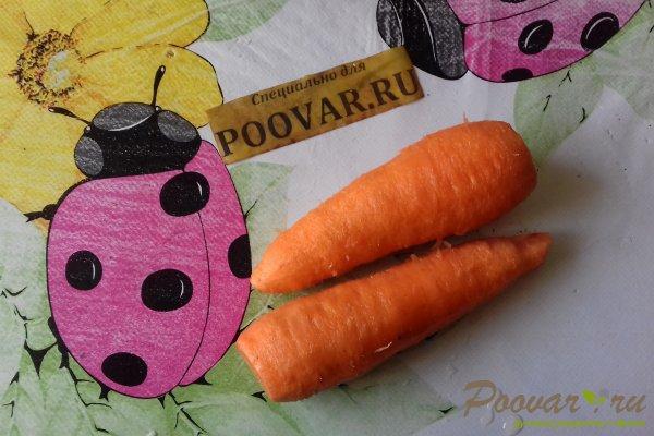 Салат из кабачков с морковью на зиму Шаг 2 (картинка)