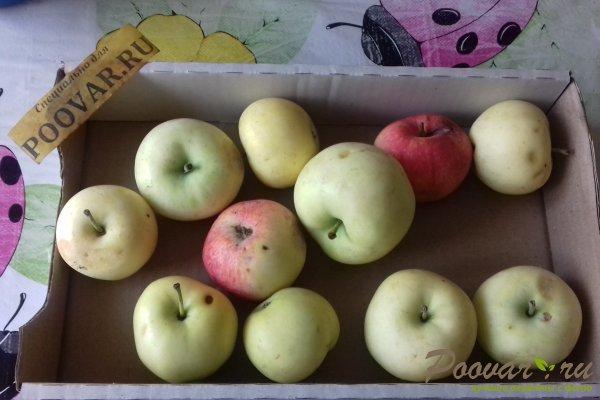Сушка яблок в электросушке Шаг 1 (картинка)