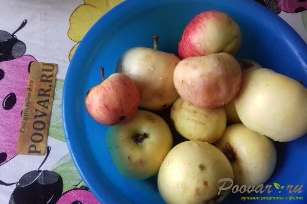 Сушка яблок в электросушке Шаг 2 (картинка)